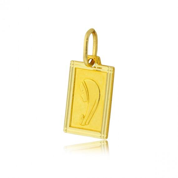 Medalik Twarz Matki Bożej