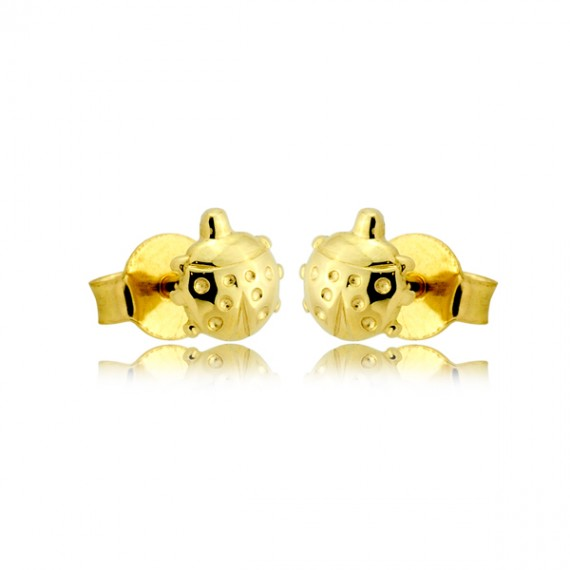 Złote kolczyki