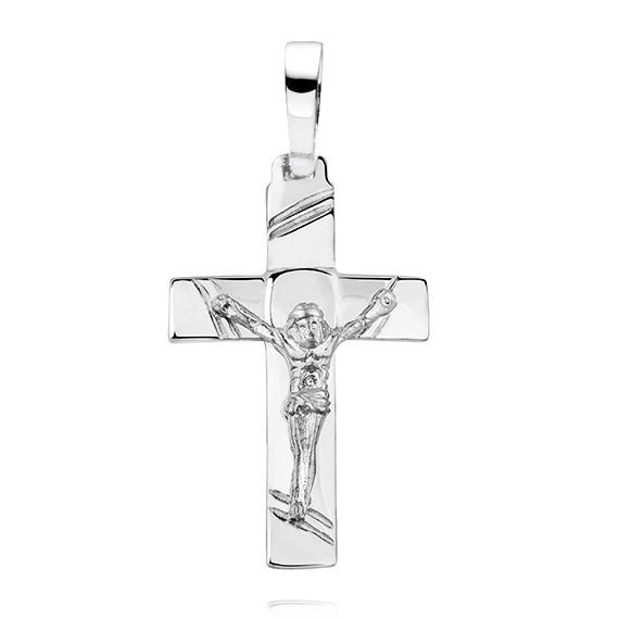 Srebrny krzyżyk pr.925